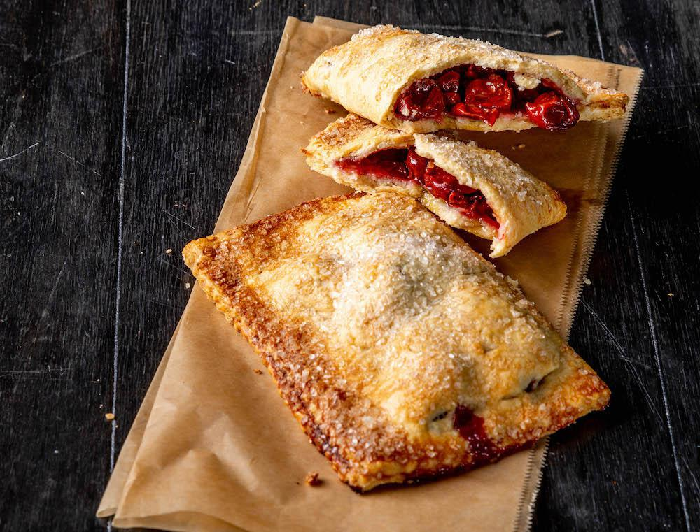 Hot Homemade Hand Pies