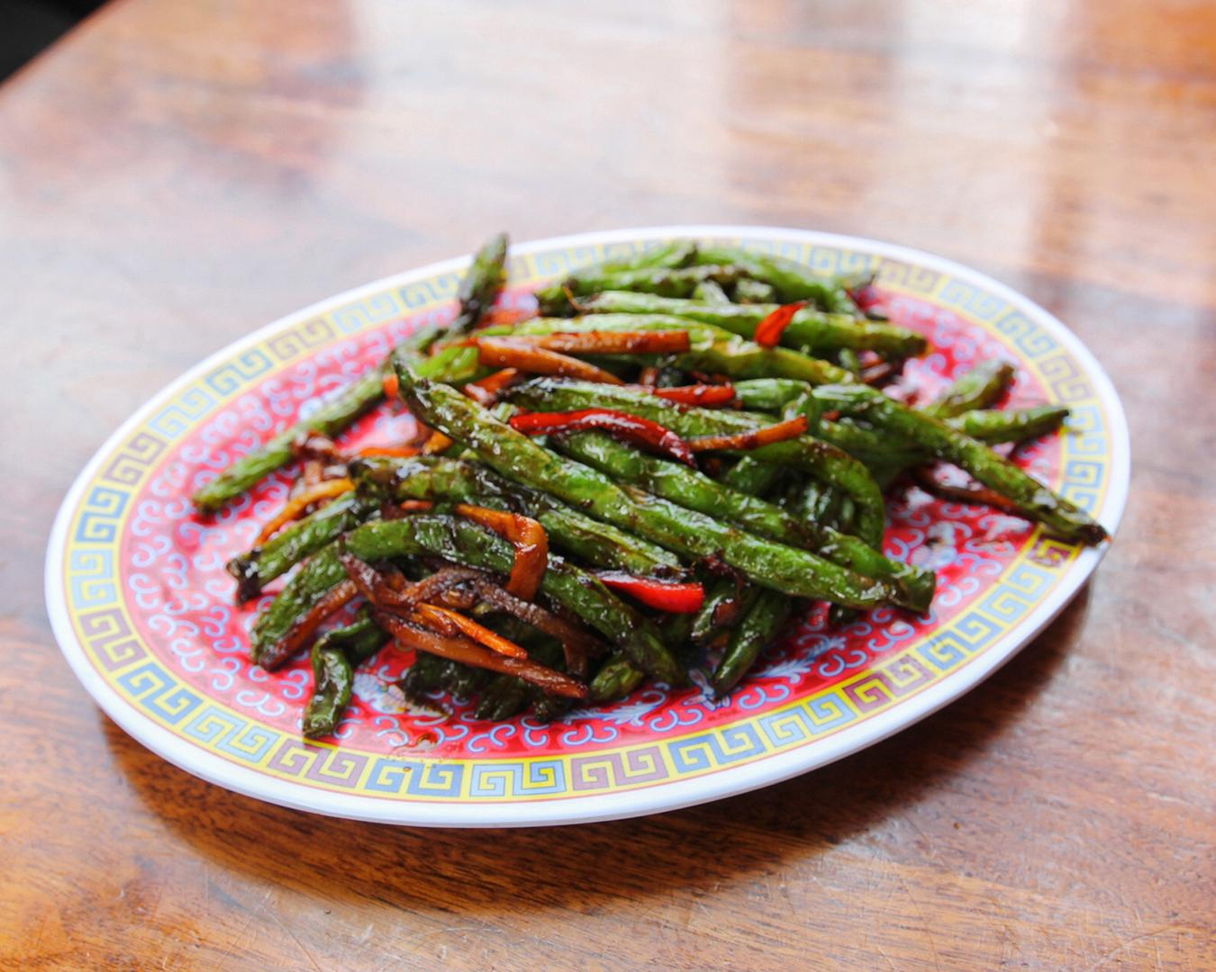 Sichuan Wrinkled Beans