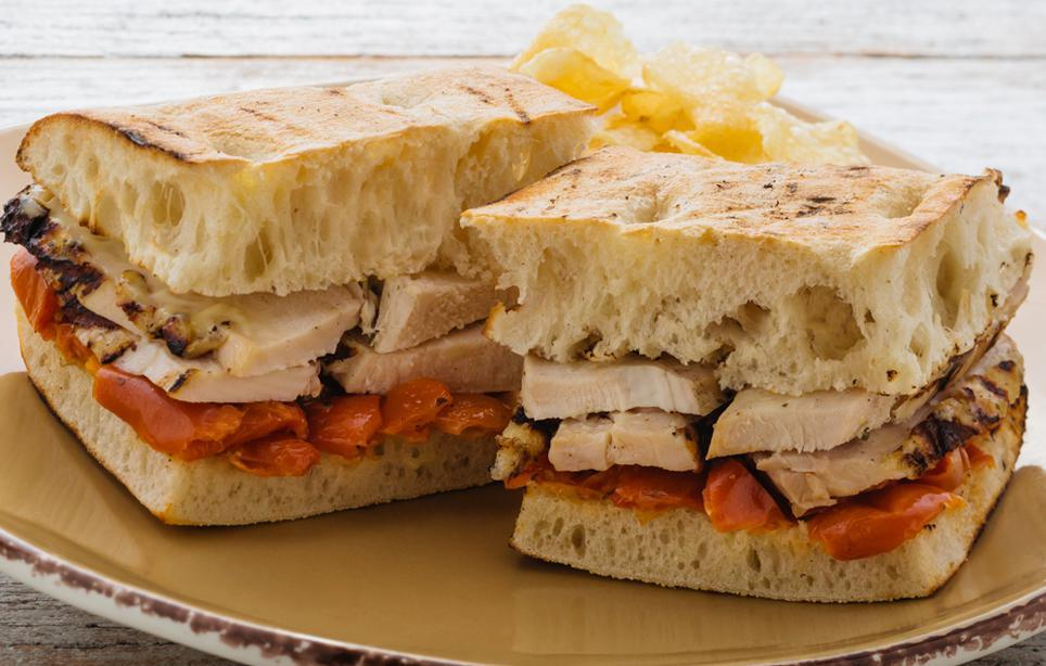 Grilled Cage Free Chicken Sandwich