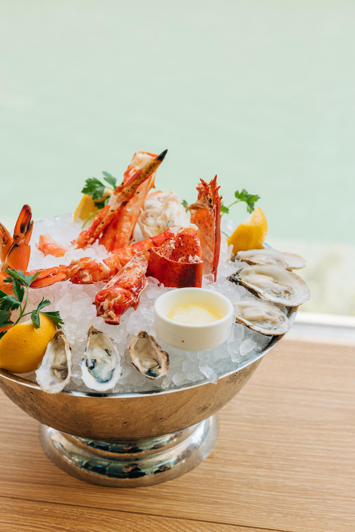 RPM Seafood Tower