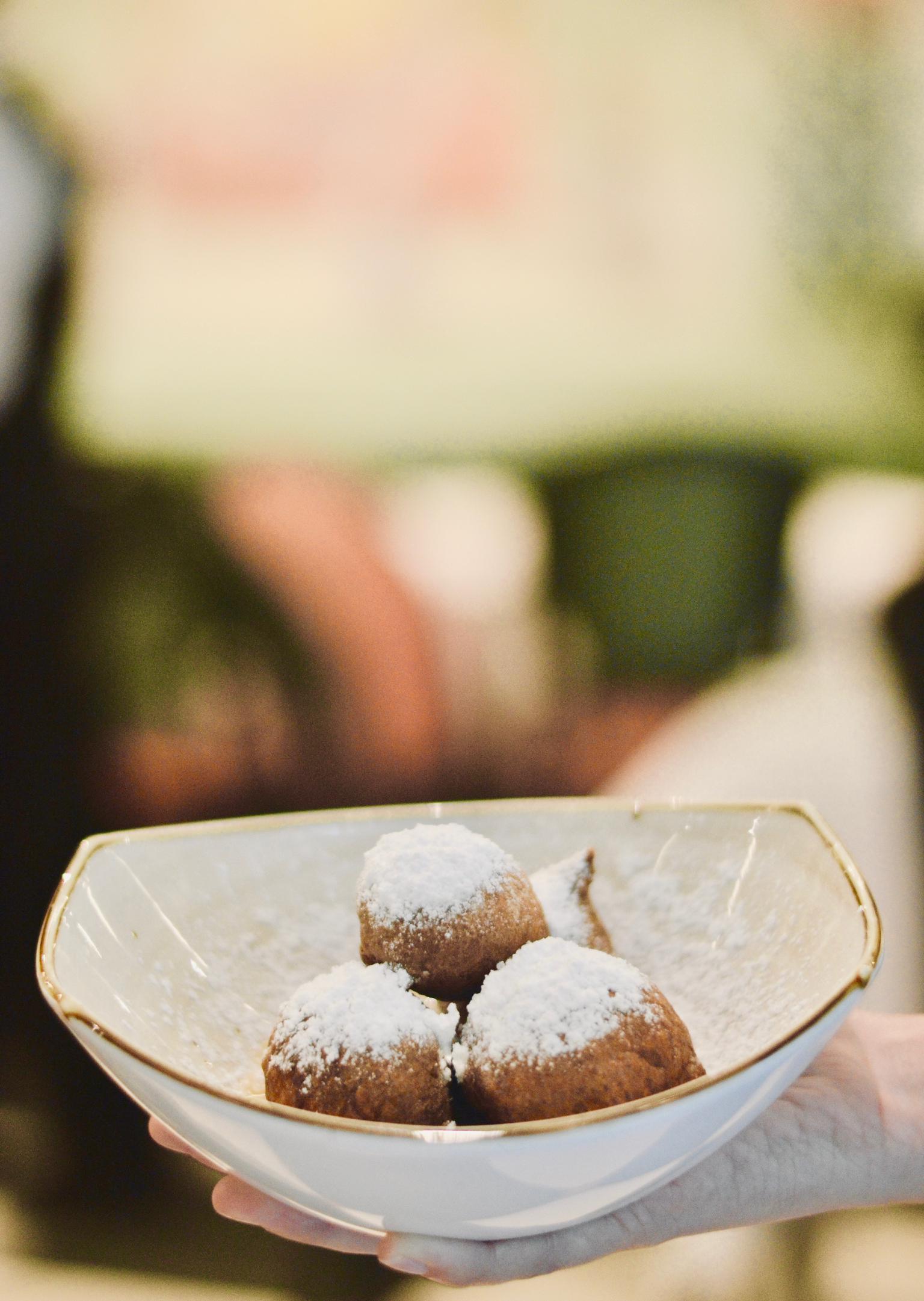 Sweet Potato Zeppole Photo