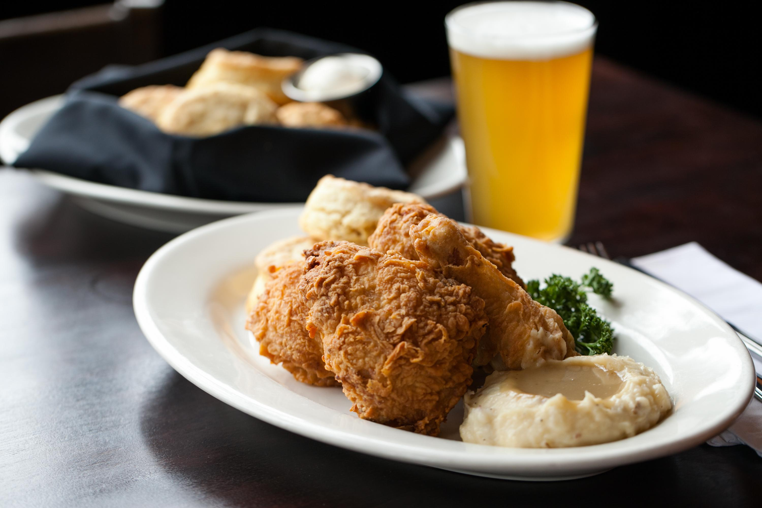 MONDAY: Southern Fried Chicken