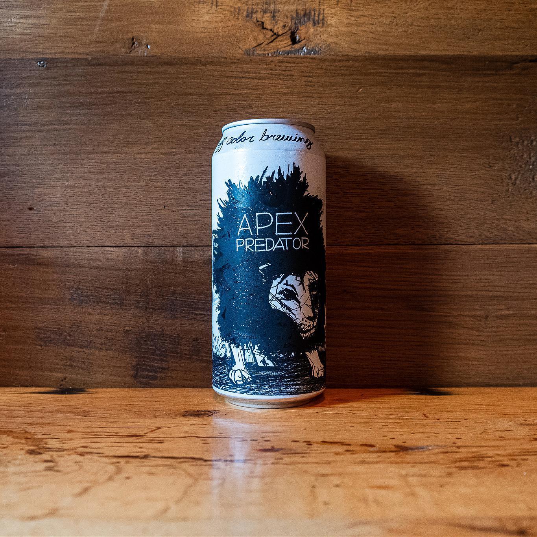 Off Color Apex Predator - Farmhouse Ale