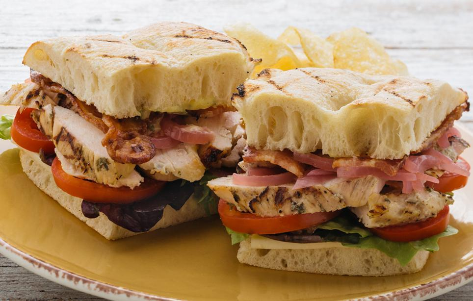 Cage Free Chicken Club