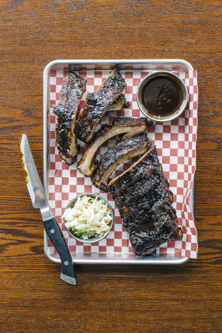 Slow-Cooked Baby Back Ribs