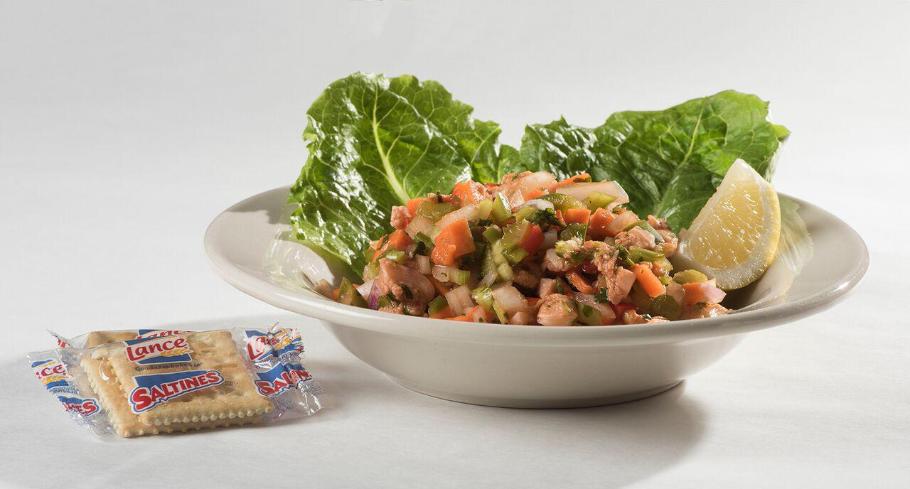 Spicy Conch Salad Photo