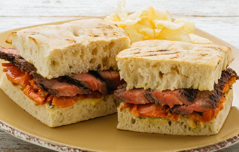 Grilled Grass Fed Steak