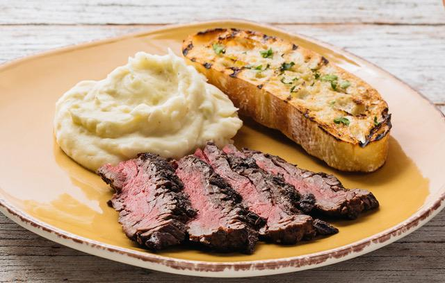 Kids Steak Plate