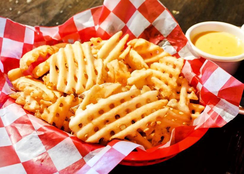 Atomic Cheesy Fries