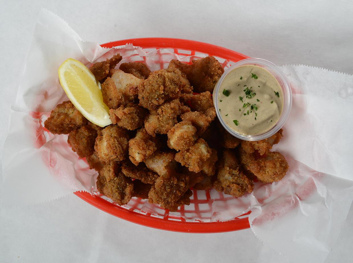 Fried Alligator Photo