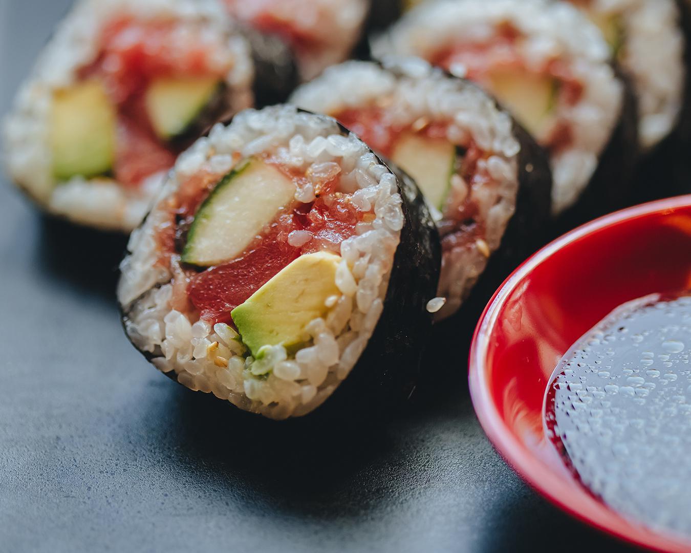 Bluefin Tuna & Avocado*