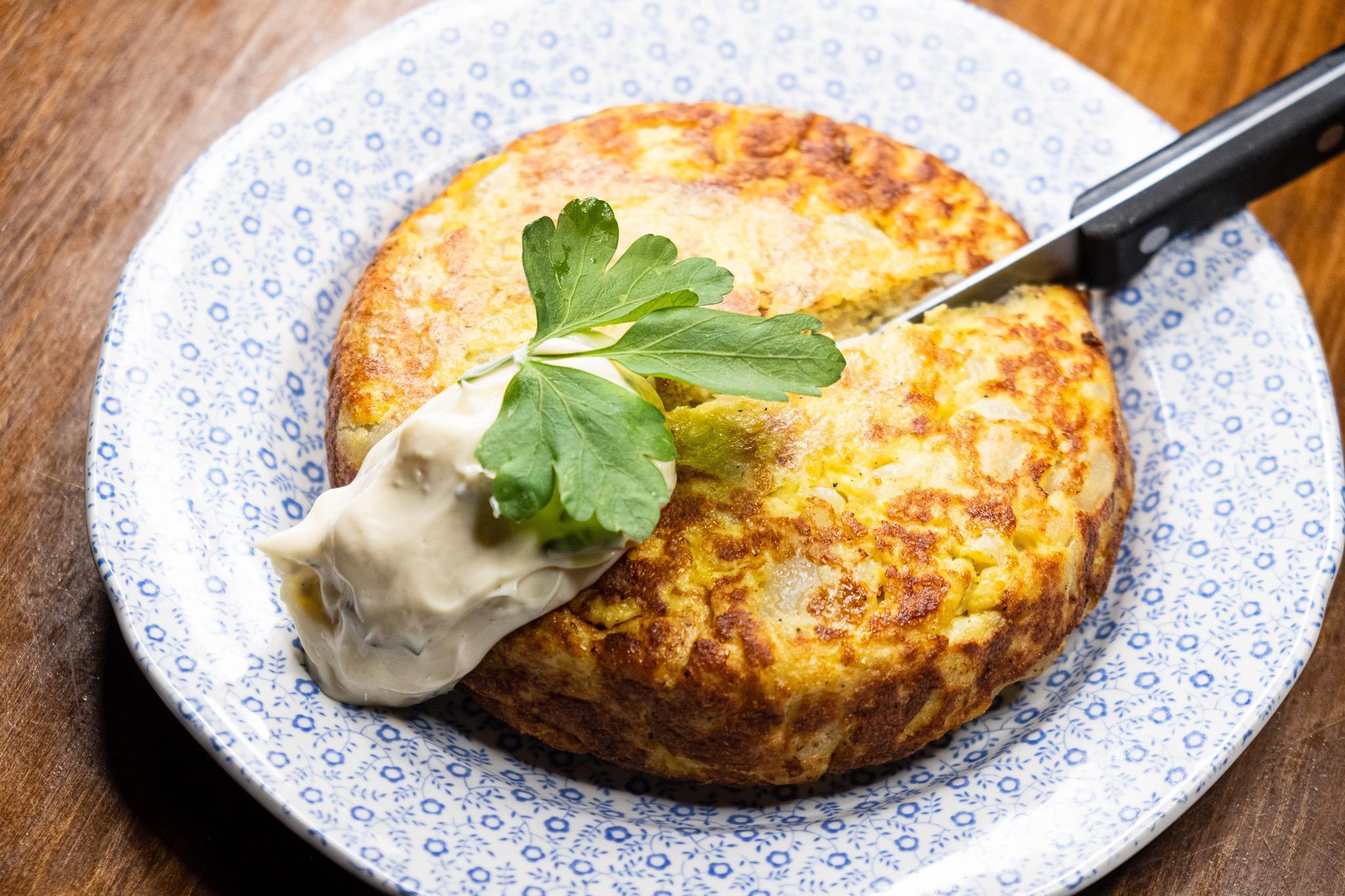 tortilla española (made-to-order)