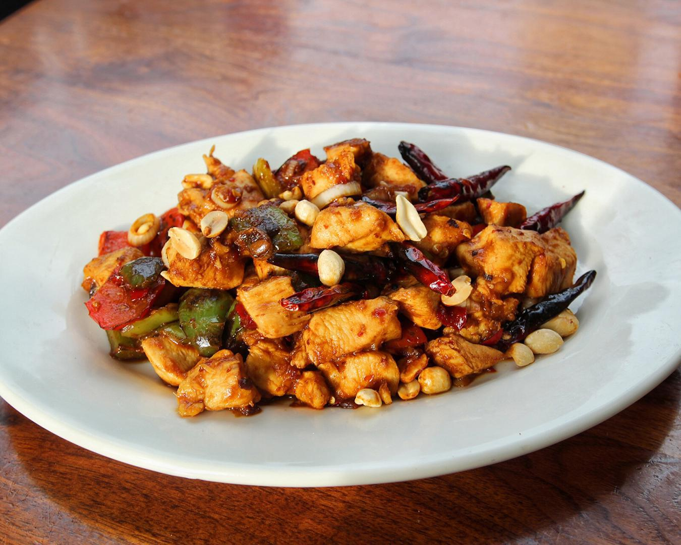 Traditional Kung Pao Chicken