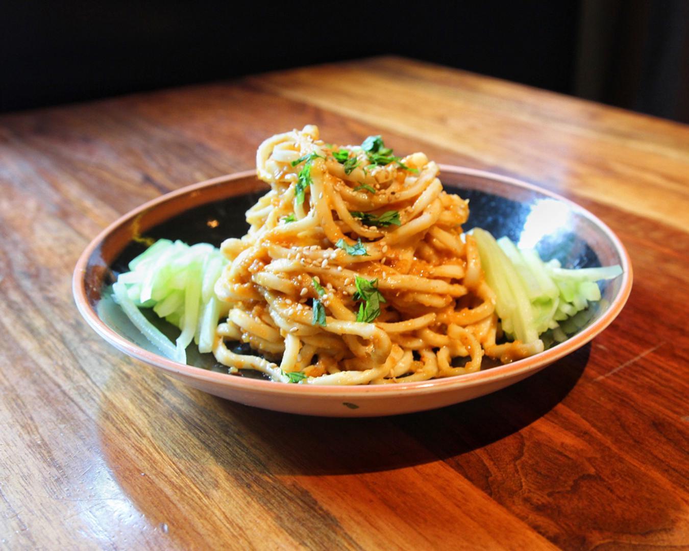 Cool Peanut Noodles