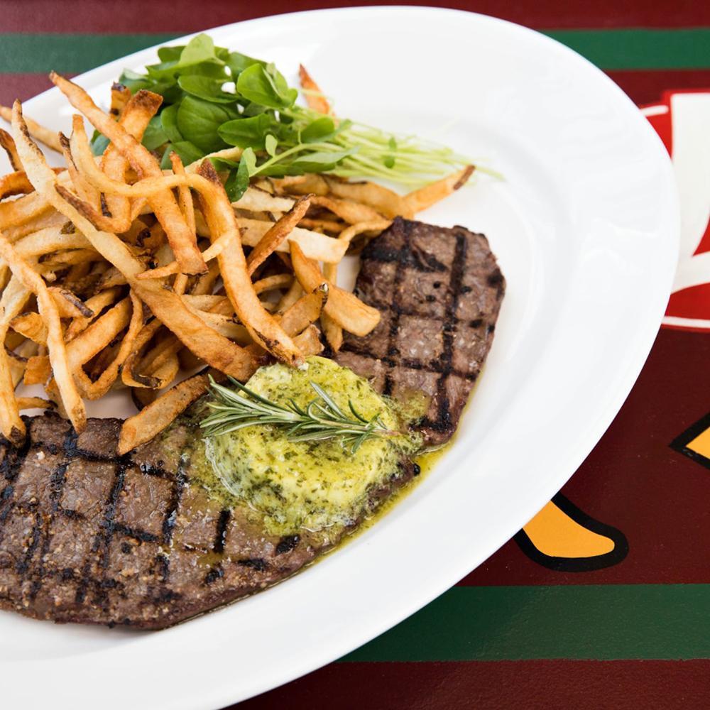 Steak Classique*