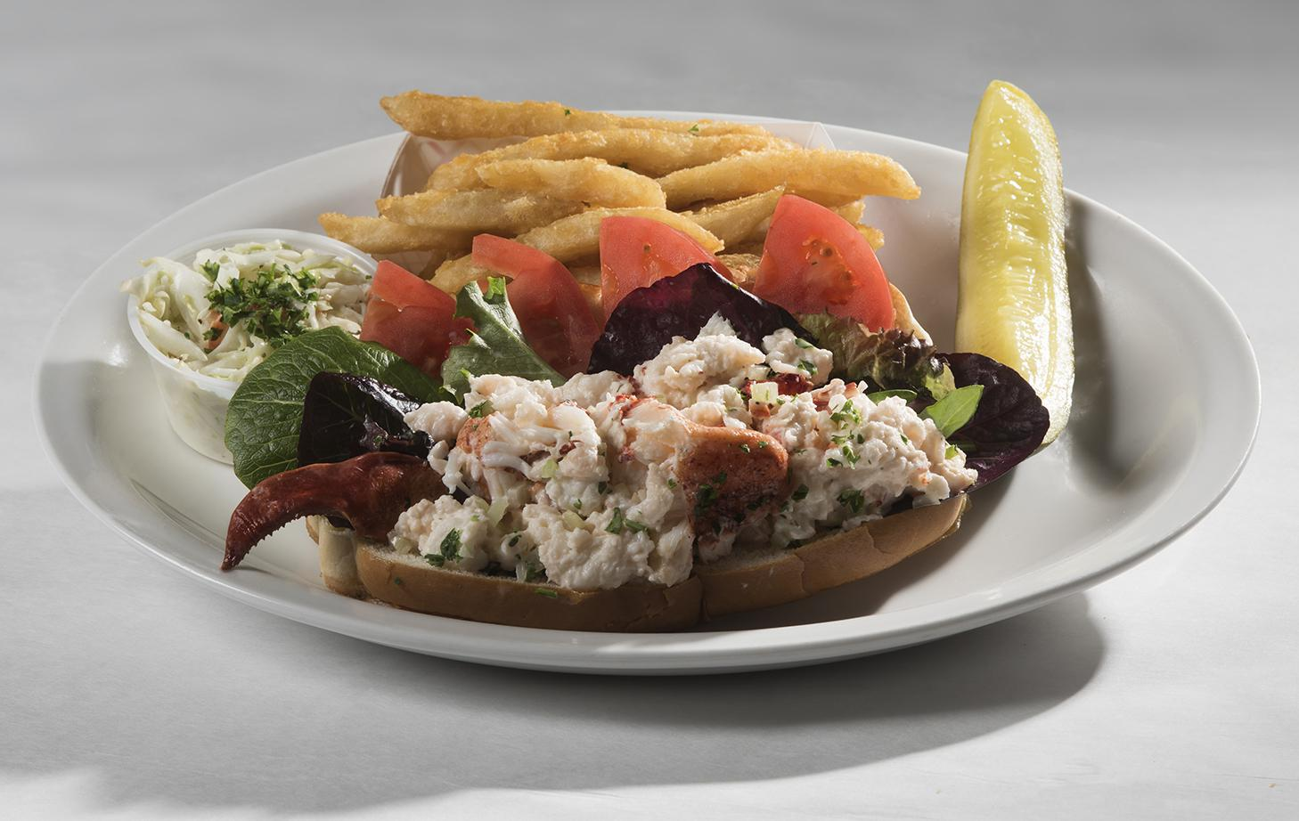 Lobster Roll - Chilled Photo