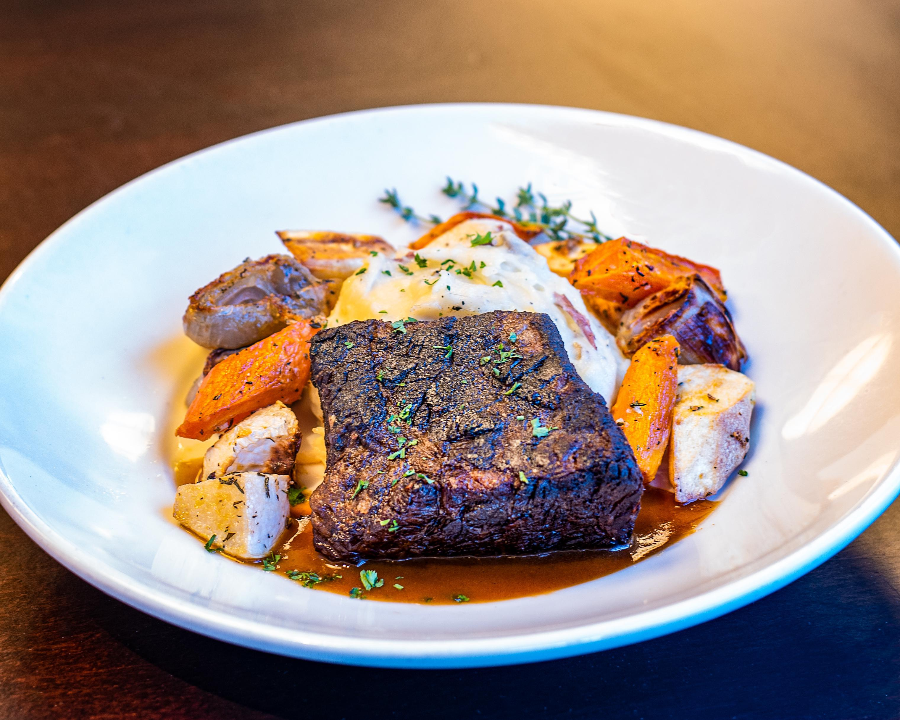 Thursday: Beer-Braised Short Ribs