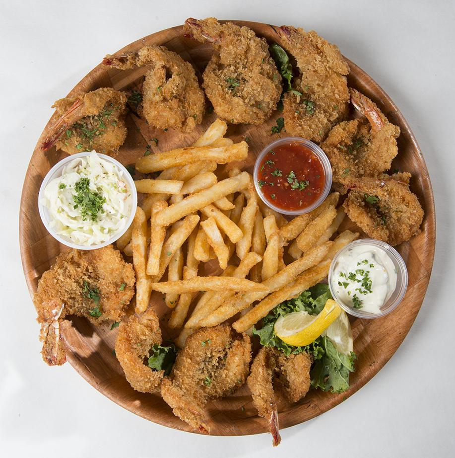 Jumbo Fried Shrimp Photo