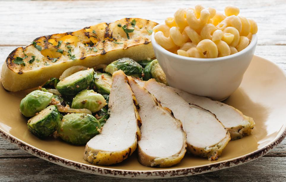 Grilled Cage Free Chicken