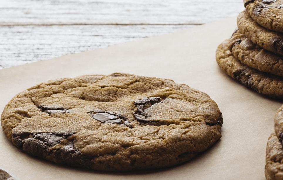 Chocolate Chunk Cookie (butter-free)