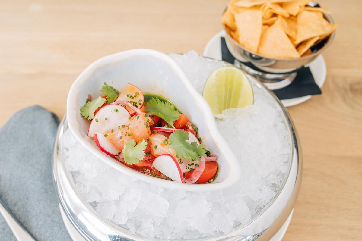 Red Snapper Ceviche*