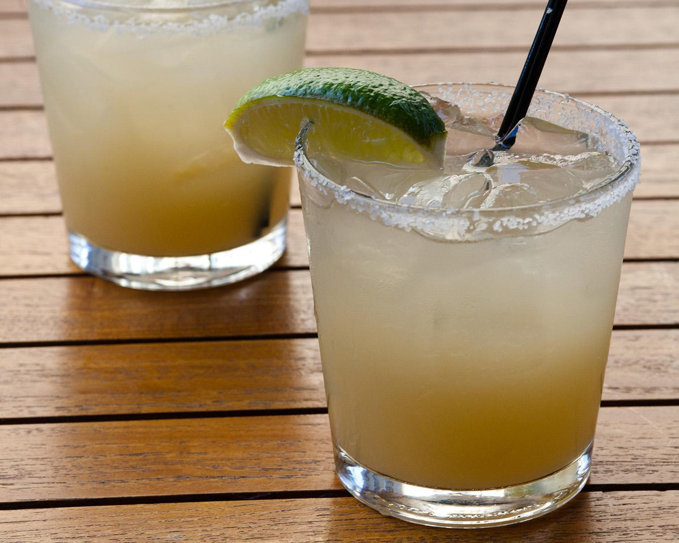 Fresh-Squeezed Margarita