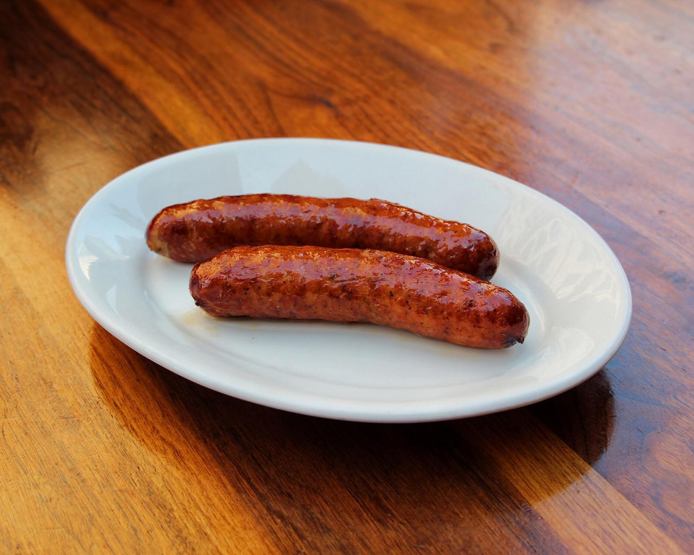 Apple & Maple Chicken Sausage