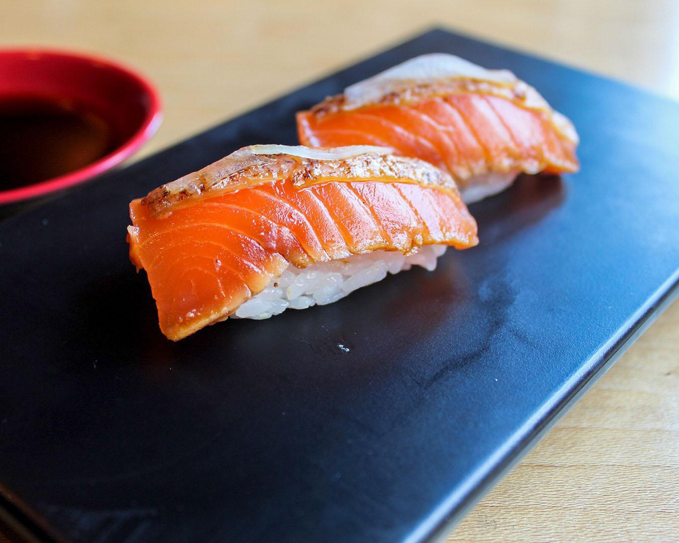 Zuke Salmon*