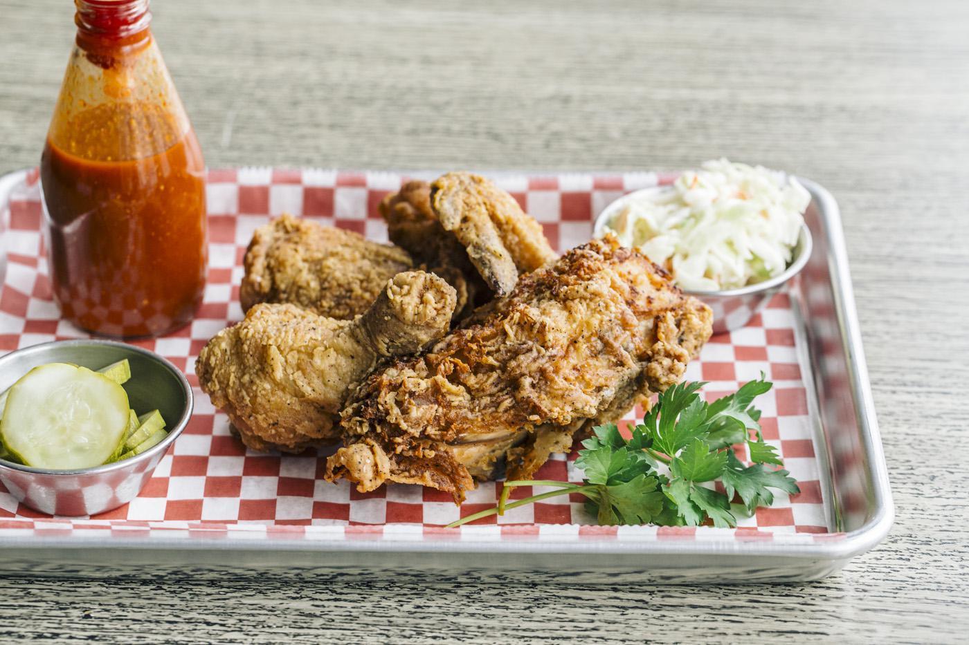 Seaside's Famous Fried Chicken
