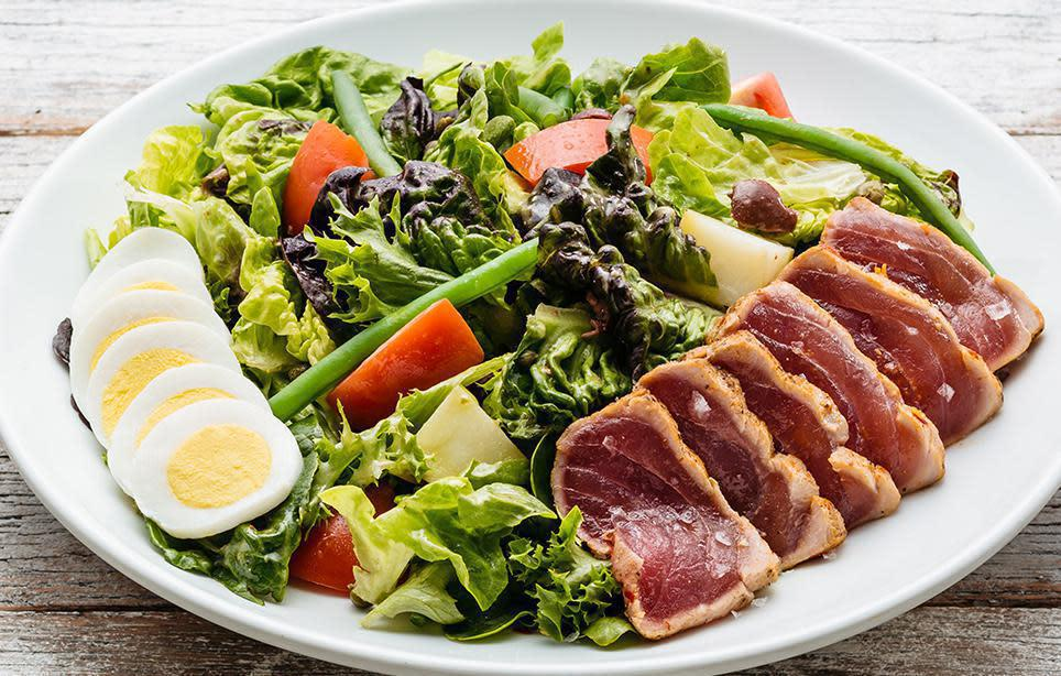 Wild Line Caught Ahi Nicoise