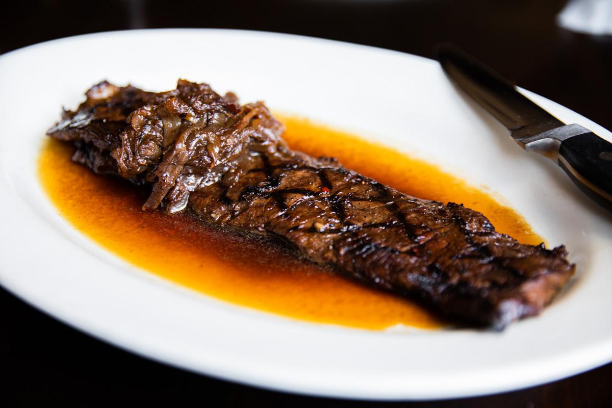 Roumanian Skirt Steak