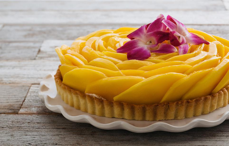 Mango Tart (Whole)