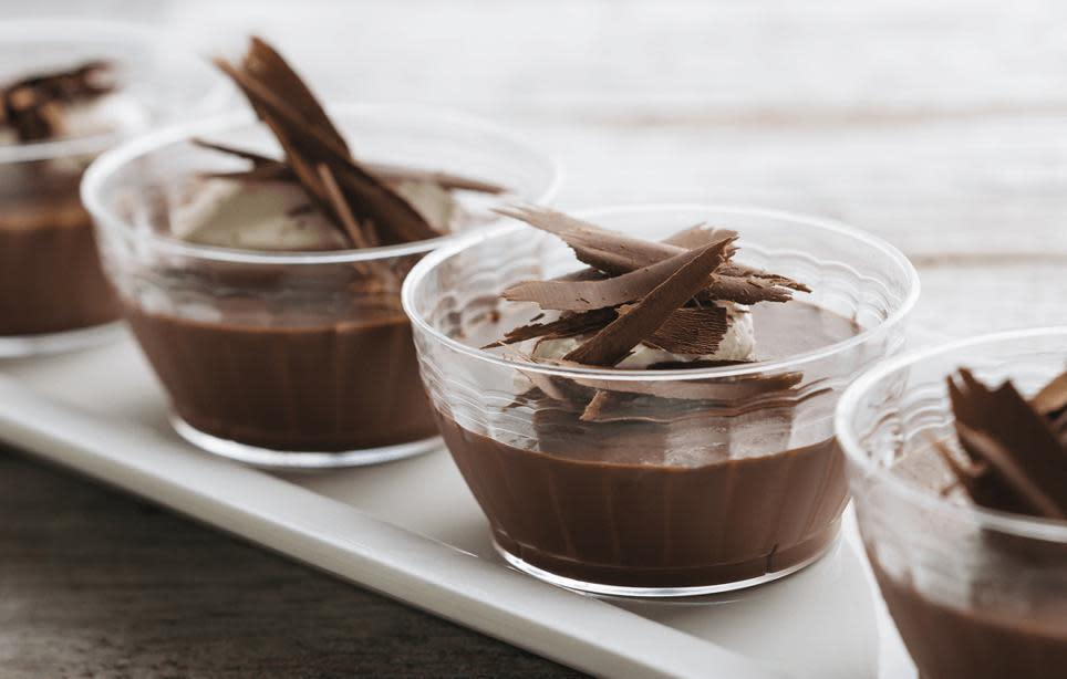 Chocolate Pudding (gluten-free)