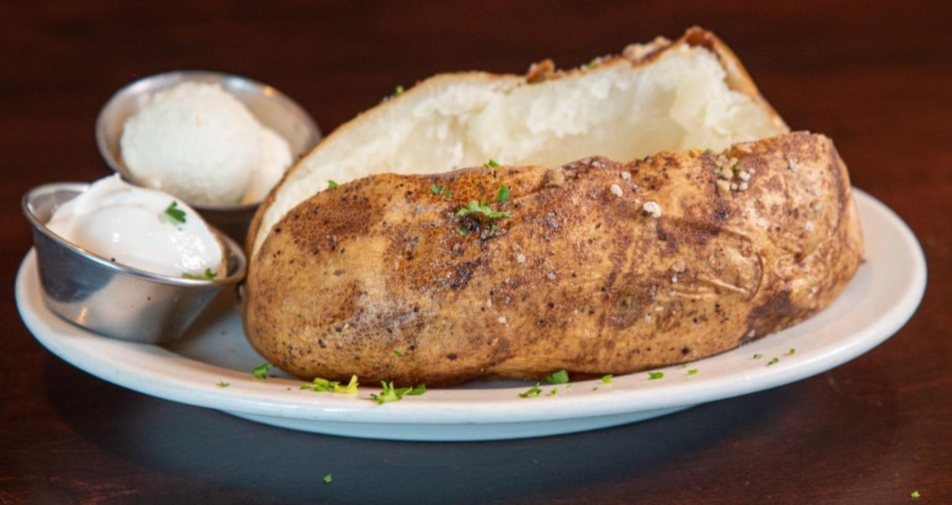 Giant Baked Idaho Potato