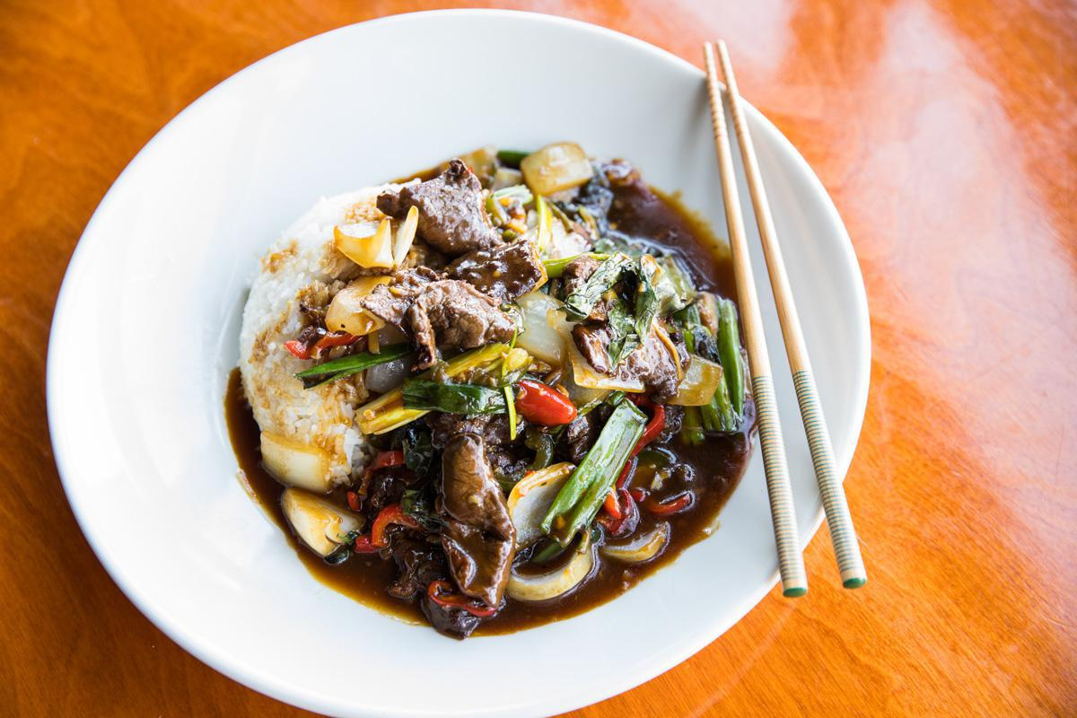 Spicy Sichuan Beef