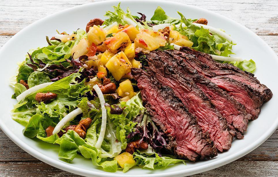 Grass Fed Grilled Steak