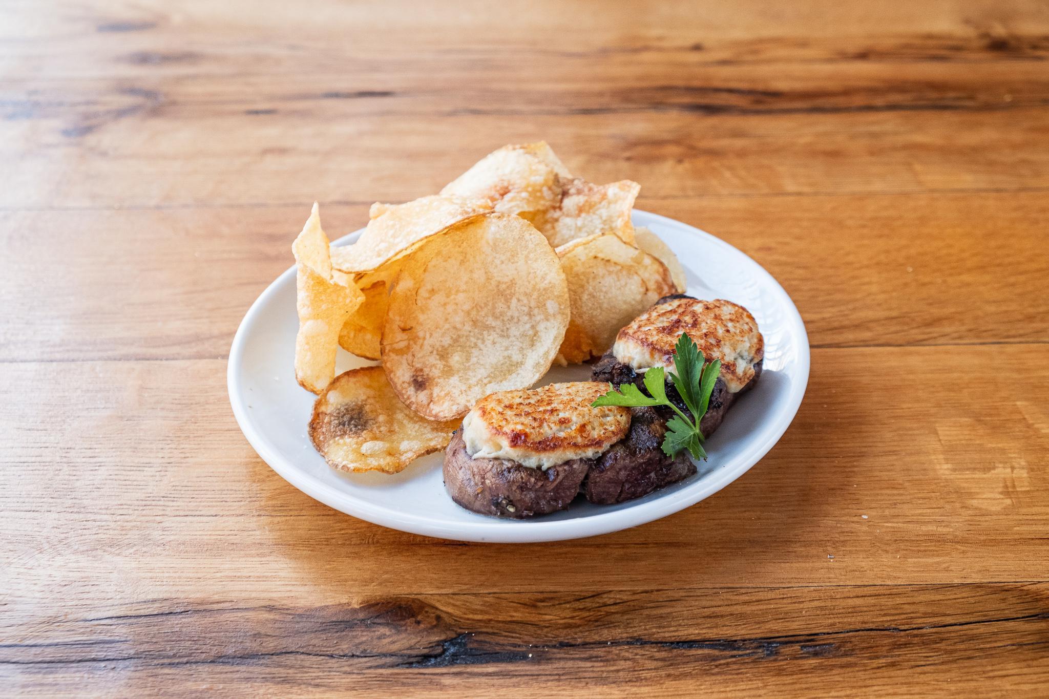 Beef Tenderloin & Blue Cheese*