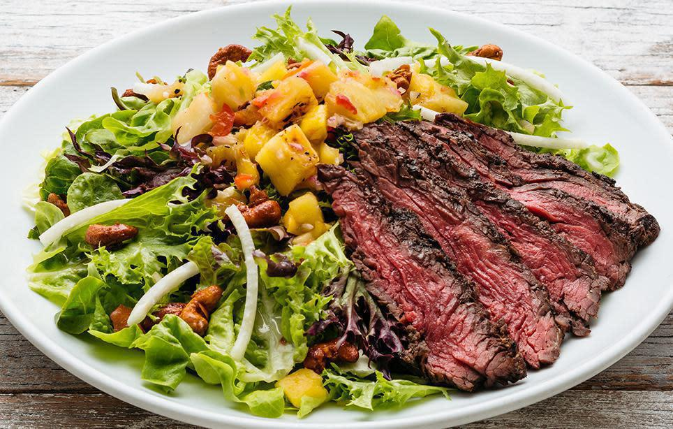 Grass Fed Grilled Steak