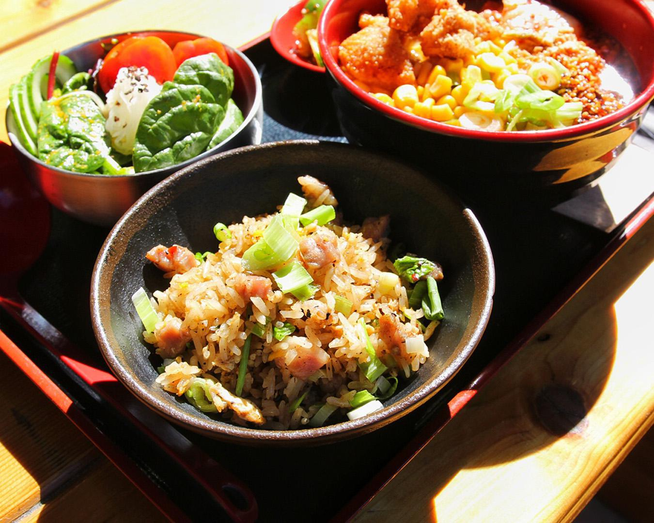 vietnamese pork fried rice