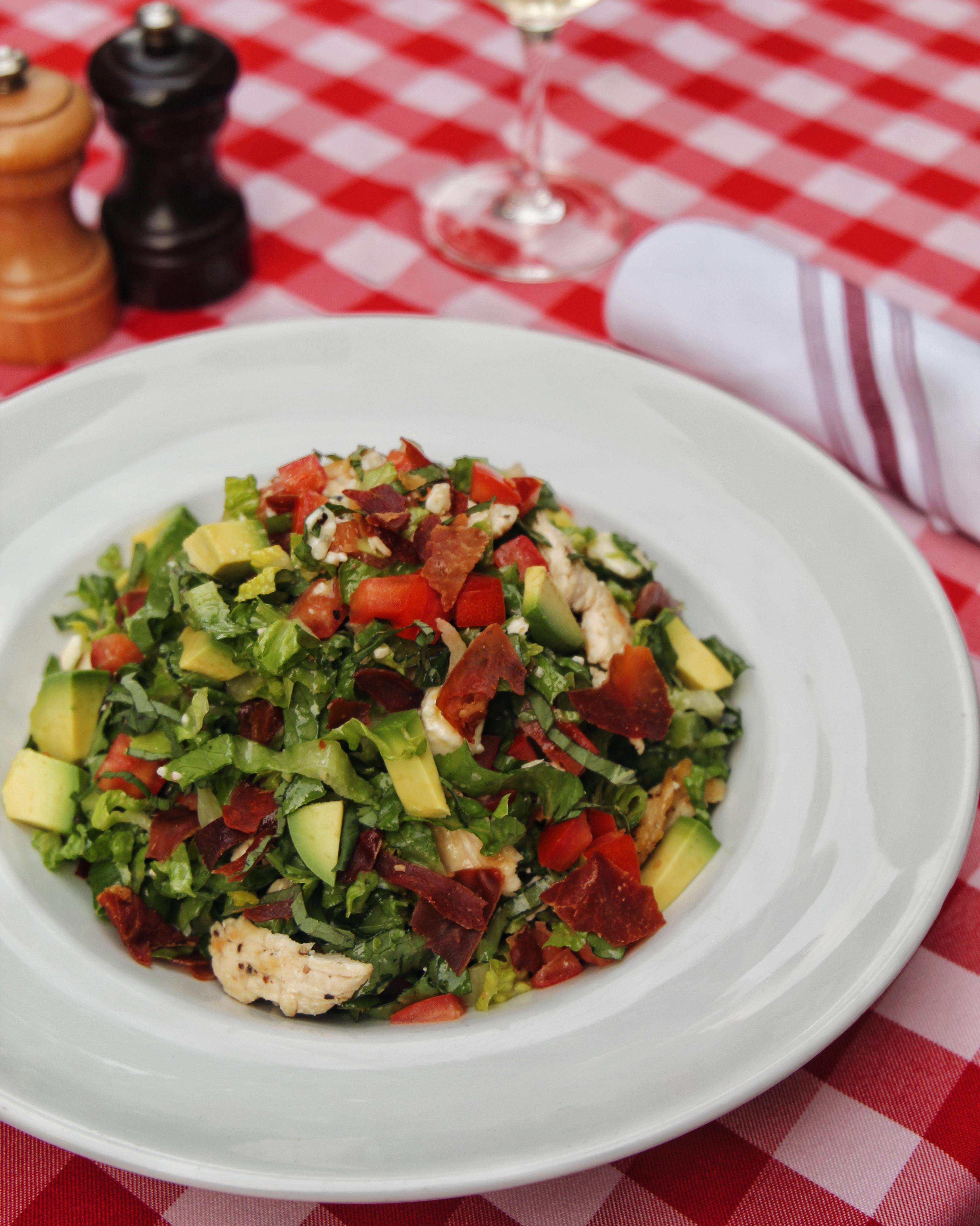 Scoozi Chopped Salad