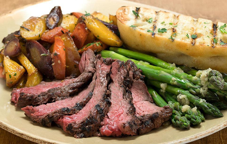 Grilled Grass Fed Steak