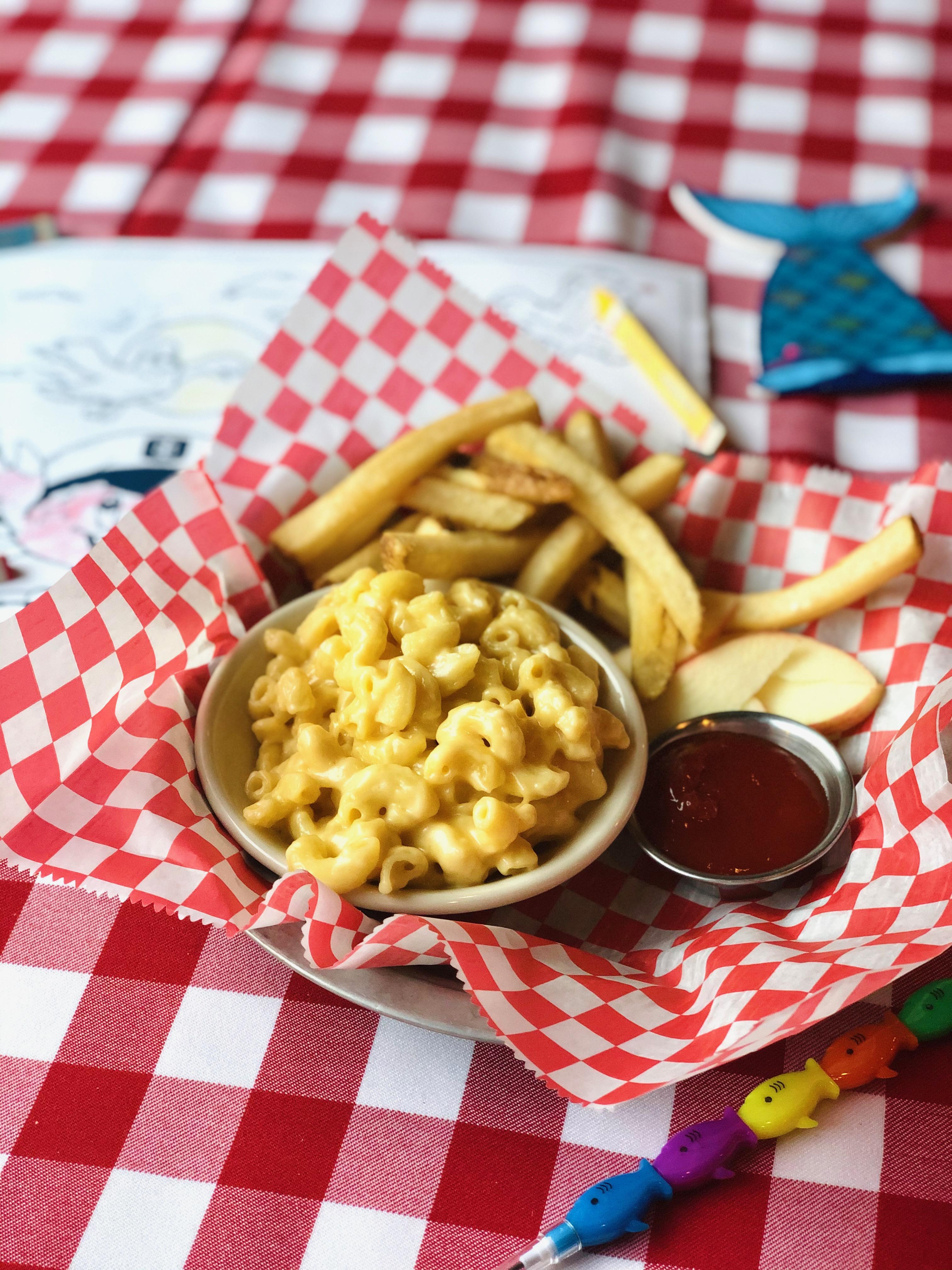 Really Cheesy Mac & Cheese