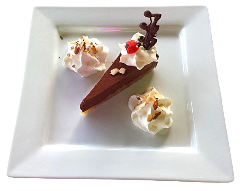 Chocolate Truffle-Torte, Heidelberg Restaurant Cocoa Beach at Heidelberg Restaurant