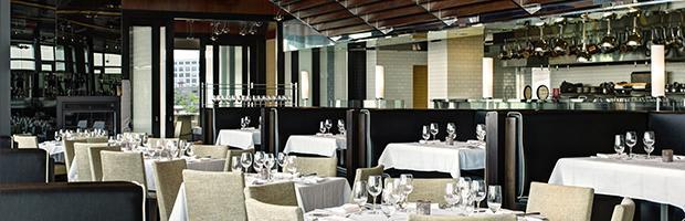 Legal Harborside – Floor 2 Dining Room
