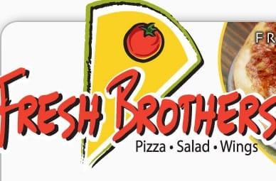 Photo at Fresh Brothers