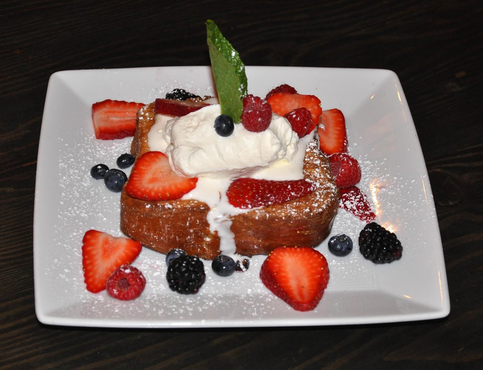 French Toast at Oola