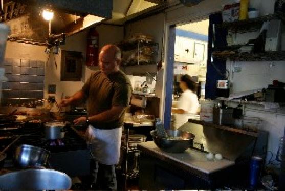 photo at Tiburon Diner
