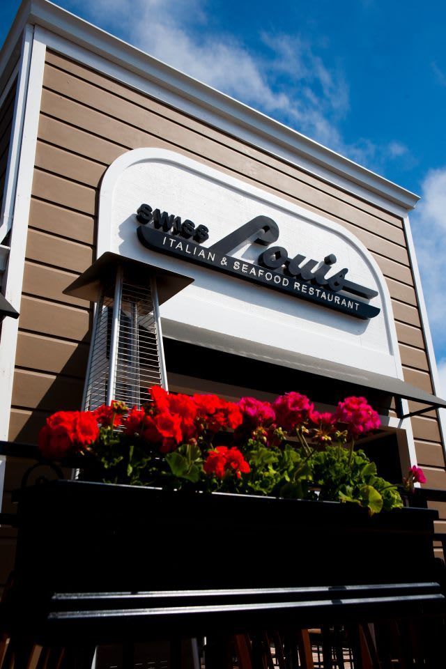 Swiss at Swiss Louis Italian Restaurant
