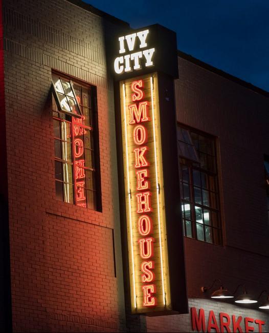 Photo at Ivy City Smokehouse Market & Tavern