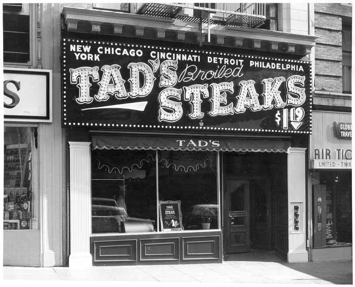 Photo at Tad's Steakhouse